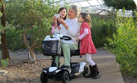sanicor scooters