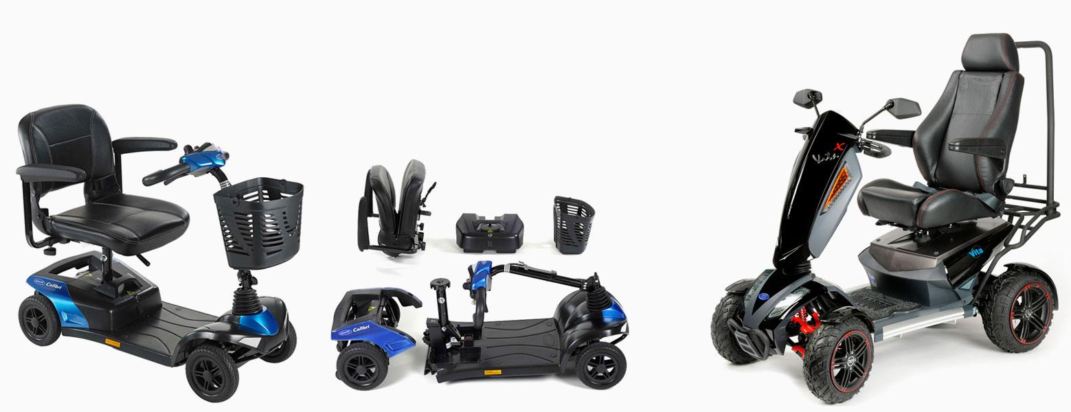 scooters sanicor