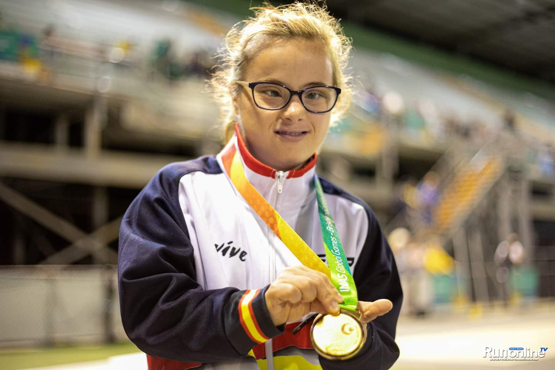 Cuatro medallas de oro en el Mundial de Brisbane para Blanca Betanzos